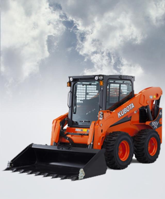 Where to find SKID KUBOTA SSV75 CAB in Burnet