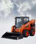 Where to rent SKID KUBOTA SSV75 CAB in Burnet TX