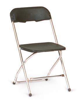 Where to find CHAIR, FOLDING METAL  WHITE in Burnet