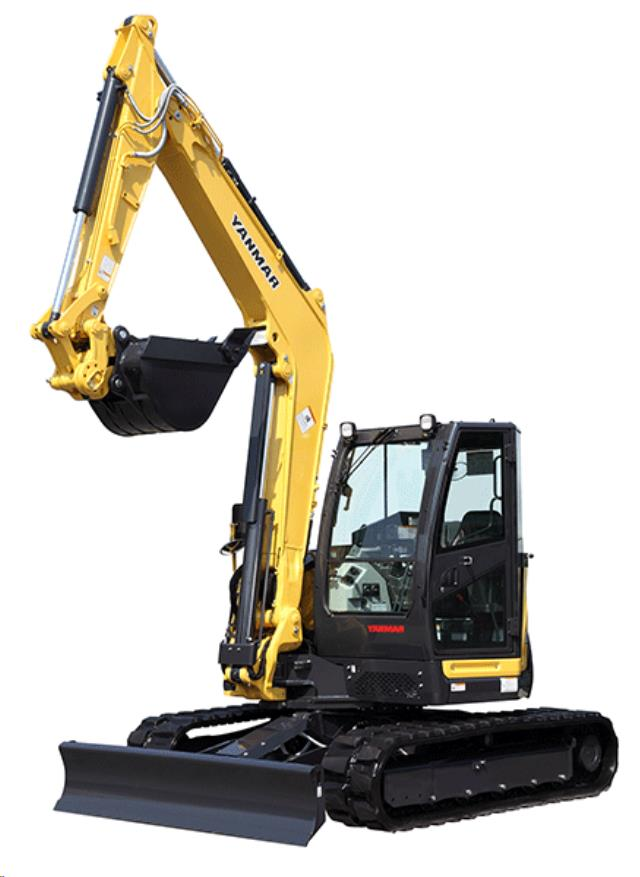 Where to find EXCAVATOR, YANMAR VIO 80 in Burnet