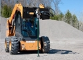 Where to rent DRIVER POST, SKID STEER T3 6628 in Burnet TX