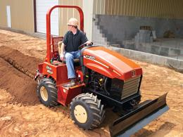 Where to find TRENCHER, RIDING TO 40 HP in Burnet