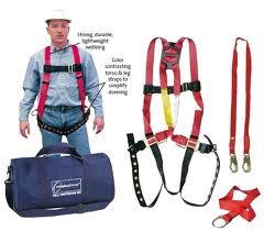 Where to find FALL PROTECTION KIT M-XL in Burnet