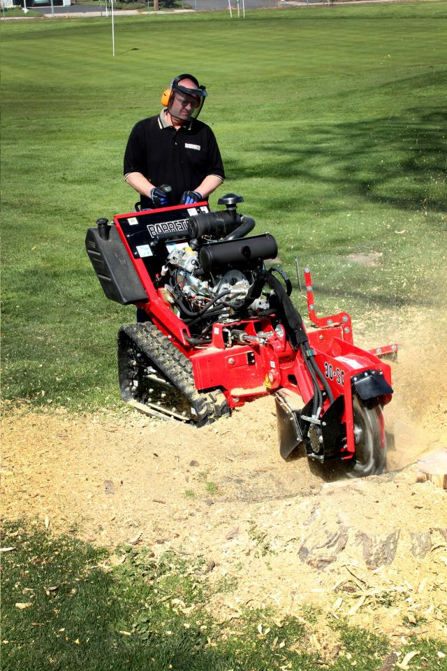 Where to find STUMP GRINDER in Burnet