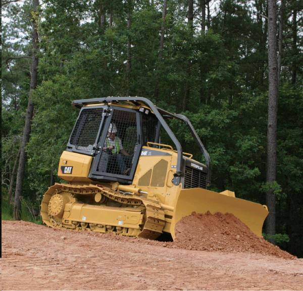 Where to find DOZER CAT D4K in Burnet